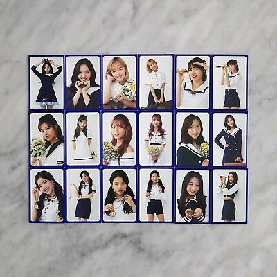 Twice Twiceland Fantasy Park Official Photocard Set - B