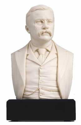 President Theodore Roosevelt Historical Bust Collectible Figure GREAT AMERICANS