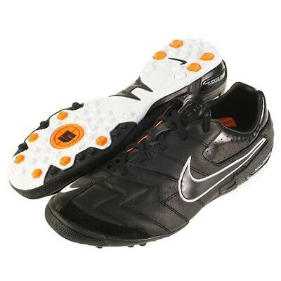 meet bf08f 45e32 Nike Zoom T-5 CT Football Astro Turf Boots Trainers Shoes Size 6 Black Boys