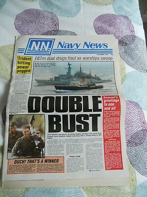 Navy News - Royal Navy - Dec 1993 - SOM - HMS Atherstone
