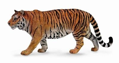 CollectA Siberian Tiger Wild Animals figure model. (also papo and schleich avail