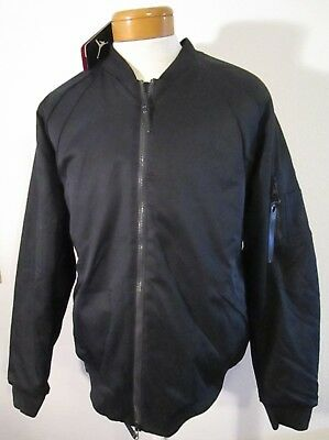 2cf2868bfd4e NWT Nike Sportswear Mens Air Jordan Wings MA-1 Bomber Jacket 2XL Black  MSRP 200