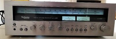 Vintage Technics SA-5360 AM/FM Stereo Receiver TESTED & WORKING