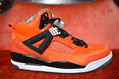 buy popular 98477 958e9 ... discount code for nike air jordan spizike new york knicks orange blue  white black 315371 805