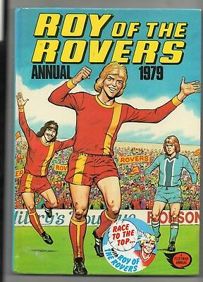 Roy Of The Rovers Annual 1979 / Fine / Unclipped.