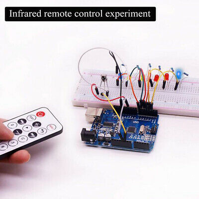 Yahboom Learning Starter Kits for Arduino UNO R3 Upgraded Version