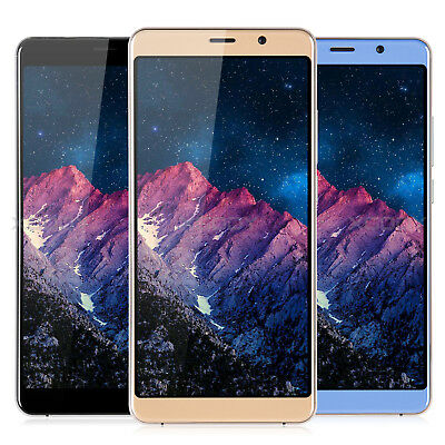 "6.0"" S9 Unlocked Android 7.0 T-mobile AT&T Dual SIM 3G Quad Core Cell Smartphone"