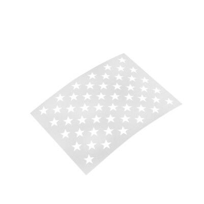 """American Flag 50 Star Stencil Template 13.98*10.24"""" Reusable for Painting Crafts"""