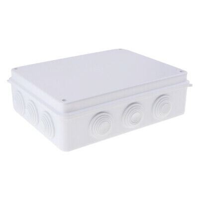 Waterproof Electronic Project Enclosure Plastic Case Screw Junction Box IP65