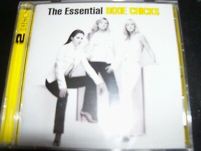 Dixie Chicks Essential Very Best Of Greatest Hits 2 CD – New