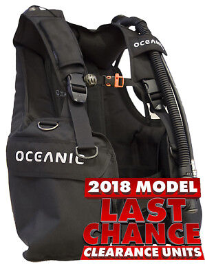 Oceanic GBR 1000D BCD - SIZE: LARGE