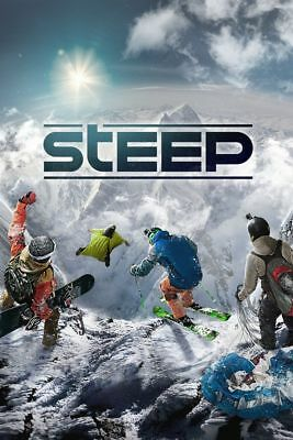 Steep UPLAY EU pc key