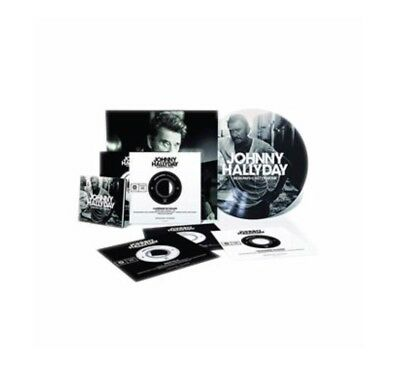 Johnny Hallyday - MON PAYS CEST LAMOUR - Coffret Edition Ultra Collector