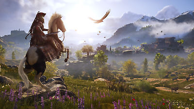 Assassin's Creed Odyssey Steam Gift Not Key PC Digital Download