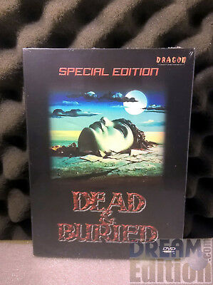 Dead & Buried: Special Edition (1981) Cult Horror [DEd] German Release
