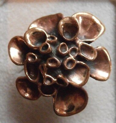 Ring - Renmoos - bronze - Made in Finnland
