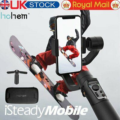 Hohem iSteady Mobile 3-Axis Bluetooth Handheld Gimbal Stabilizer for Smartphone