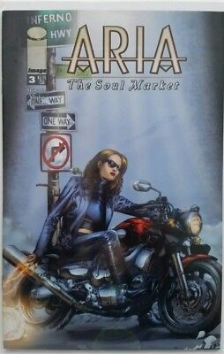 Aria - The Soul Market #3 / US-Comic Bagged & Boarded / 1st Print