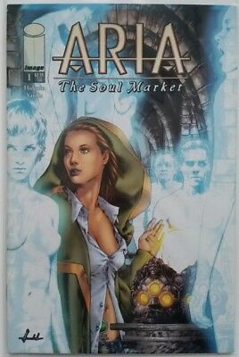 Aria - The Soul Market #1 / US-Comic Bagged & Boarded / 1st Print