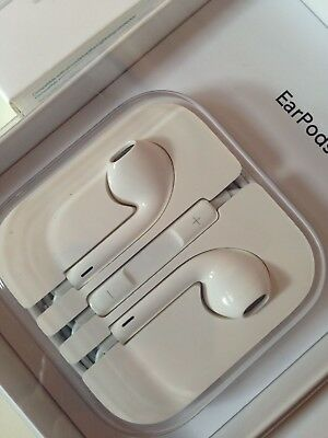 ORIGINAL APPLE EARPODS iPhone 5 6 7 iPad écouteur kit mains libres pieton
