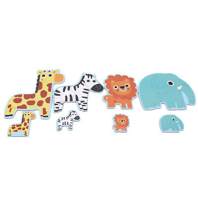 Kids Baby Puzzle Toys 3D Educational Animals Intelligence Development Puzzle Toy