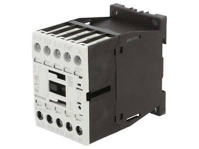 DILM15-01-24DC-E Contactor3-pole NO x3 Auxiliary contacts NC 24VDC 15A