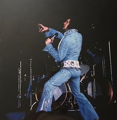 Elvis On Tour 45 Th Anniversary Deluxe Box Book Hardcover 128 Pages 9 Cds Sealed