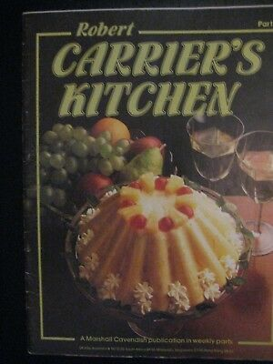 Robert Carriers Kitchen Booklet Part 8  1980/81