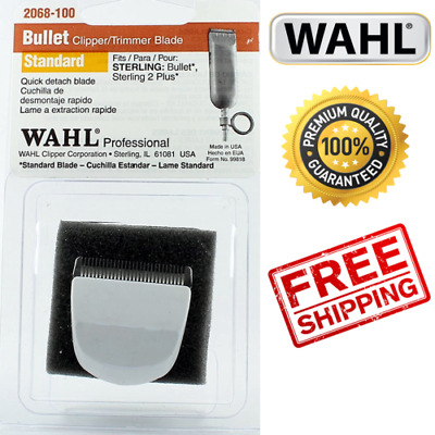 Wahl Blade for Sterling 2 Plus, Bullet, Peanut Trimmer Replacement Brand New