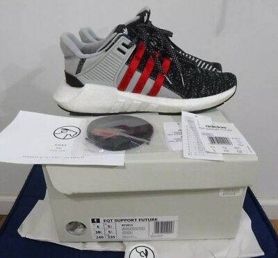 watch 58be5 e60de Adidas x Overkill EQT Support Future BY2913 Sz 6 Pre-owned