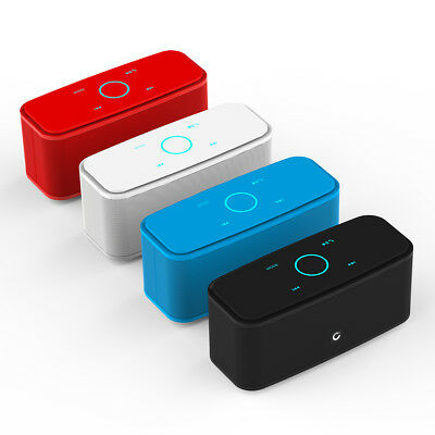 DOSS Portable Touch Wireless Bluetooth Speaker HD Sound And Bass Mini Player USA