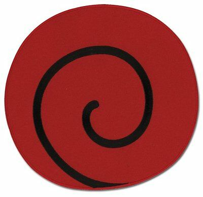 *NEW* Naruto: Kakashi Swirl Icon Large Patch by GE Animation