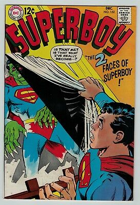 Superboy 152 Fine FN solid copy 1968 DC Silver Age Neal Adams cover