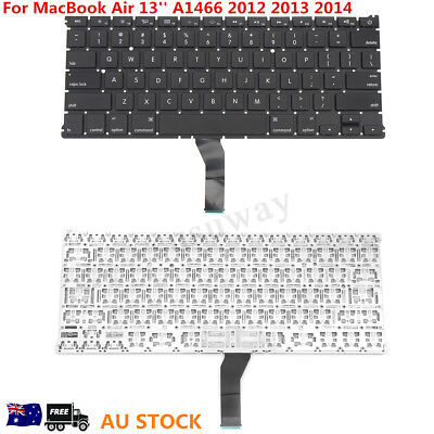 AU Replacement OEM US English Keyboard For MacBook Air 13'' A1466 2012 2013 2014