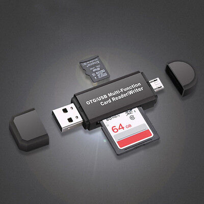 USB 2.0 SD Memory Card Reader SDHC SDXC MMC Micro Mobile T-FLASH Hot sale
