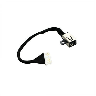 Original DC power jack in cable for DELL Inspiron 22G-004Q-A00 CN-OWX67P-GT074