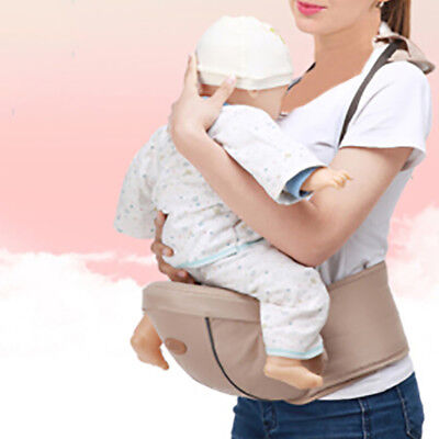 Baby Waist Stool Multifunctional Infant Front Carrier Belt Hold Kids safety Seat