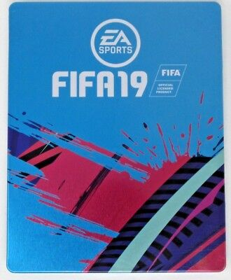FIFA 19 For PlayStation 4 - Includes Steelbook - 014633736885 - Very Good