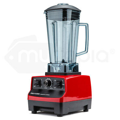 Commercial Blender Mixer Juicer Food Processor Smoothie Ice Crush Xmas Gift W2E
