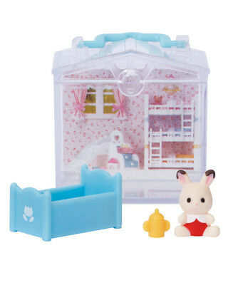 "Sylvanian Families ""Baby house and garden decorate 3""#3 CAPSULE Toy Gachapon"