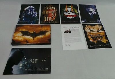 The Dark Knight Trilogy: Ultimate Collectors Edition Blu-ray Disc, 2013, 6-Disc