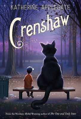 Crenshaw by Katherine Applegate (2017, Paperback) BRAND NEW