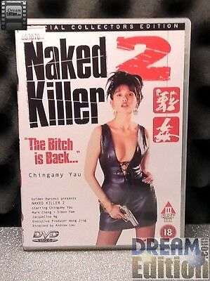 Naked Killer 2: Special Collectors Edition (1993) HK Action, Thriller [DEd]