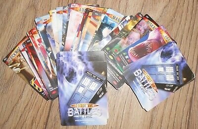 Doctor Who Battles in Time Trading Cards - 100  - Dr Who