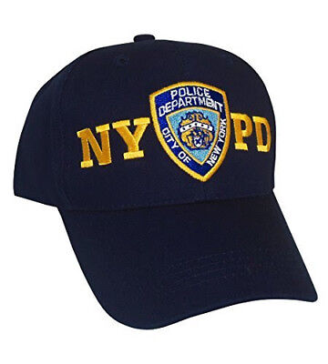 NYPD cap New York Police Department navy blue