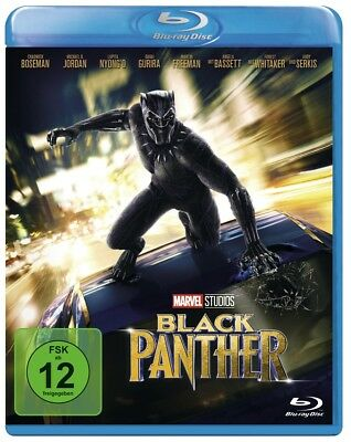 Ryan Coogler - Black Panther, 1 Blu-ray