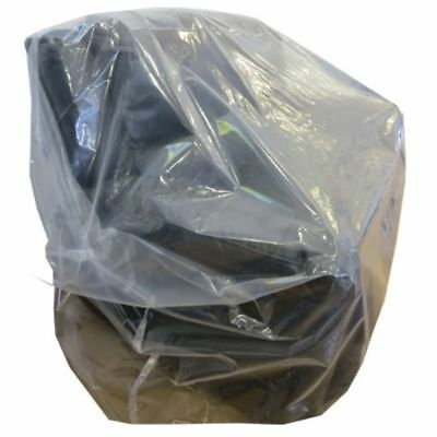 1 Plastic Furniture Cover For 4 Seater Sofa Settee CLEAR Removal Moving Storage