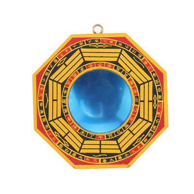 Bagua Chinese Feng Shui Convex Mirror for Protection Against Harmful Energy LT