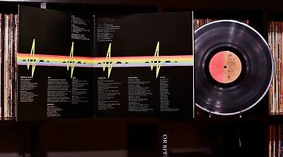 Pink Floyd ♫ The Dark Side of the Moon ♫ RARE NEAR MINT Japanese Import Vinyl LP