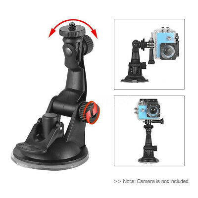 Sport Action Cam Car Suction Cup Camera Mount Holder For Sony/YI Cameras Durable